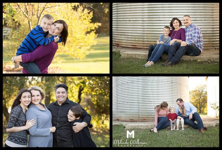 Flower Mound Family Mini Session