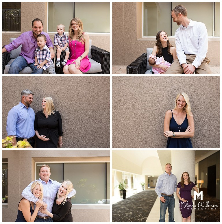 Flower Mound Photographer | Marriott Solana Anniversary Session