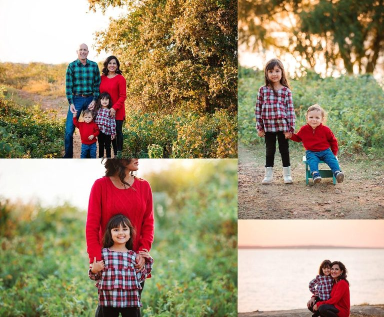 Murrell Park Grapevine Lake Family Pictures
